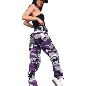 Mllaid  Damen Sport Tarn Cargo Hose Outdoor Lässige Tarnhose Jeans