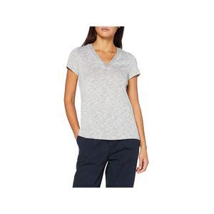 Jersey-Shirt mit Glitzer-Fäden