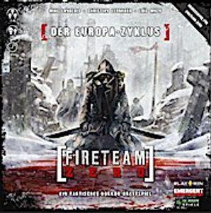 Fireteam Zero, Der Europa-Zyklus (Spiel-Zubehör)