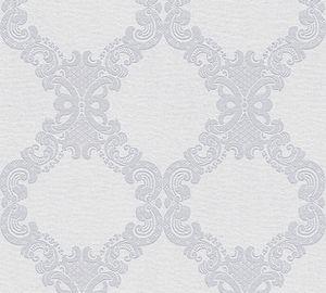 A.S. Création Vliestapete Elegance 5th Avenue Tapete grau 10,05 m x 0,53 m 360903 36090-3