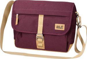 Jack Wolfskin Warwick Ave Shoulder Bag burgundy