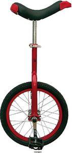 Fun Einräder Eenwieler 16 Zoll 43 cm Unisex Rot