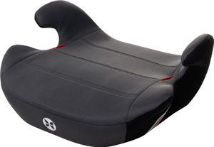 Sitzerhöhung, Kinderautositz, Gruppe 2/3, von  15-36 kg,, Babyblume  UP, grau