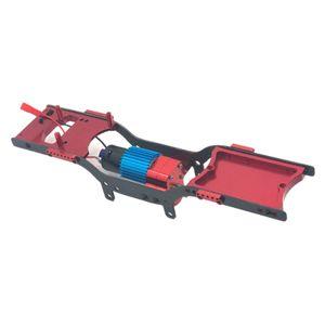 RC Full Metal Body Frame Chassis Kit für MN D90 D99 1/12 Buggy Zubehör
