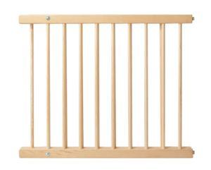 Treppenschutzgitter Türgitter Klemmgitter Schutzgitter erweiterbar 72-122 cm Feststellfunktion Türschutzgitter Baby 8257