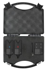 Spro C-Tec Run Alarm 2+1 Funk-Bissanzeiger Set im Koffer