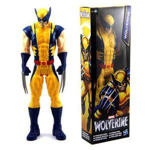 29cm Marvel The Avengers Superheld ActionFigur Figuren Spielzeug Wolverine