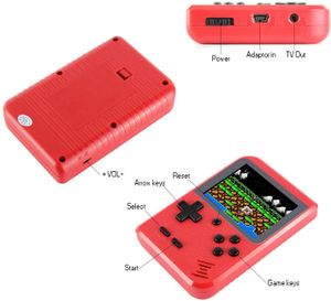 Handheld game console 3 inch Gameboy FC system 400 retro game console for children gift support TV player portable retro video game console