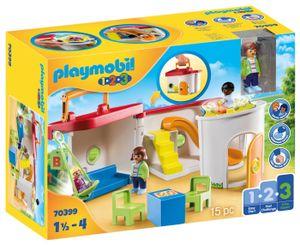 PLAYMOBIL 1.2.3. 70399 Mein Mitnehm-Kindergarten