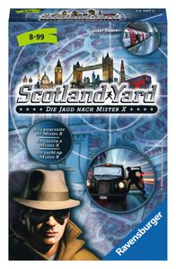 Ravensburger 233816 Scotland Yard - Mitbringspiel