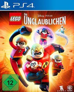 LEGO - Die Unglaublichen - Konsole PS4