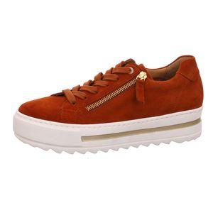 Gabor Shoes     braun mode, Größe:7, Farbe:braun kombi rost (gold) 3