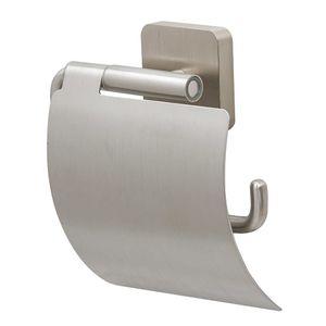 Tiger Toilettenpapierhalter Onu mit Deckel Edelstahl
