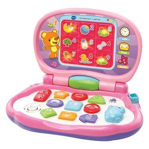 Vtech Entdecker-Laptop pink