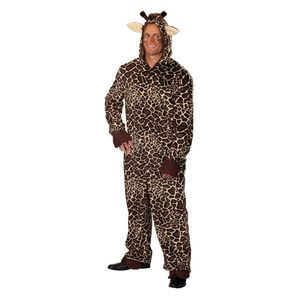 Giraffe, Overall Kostüm, Unisex, versch. Größen