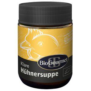 BioGourmet Hühnersuppe klar 125g