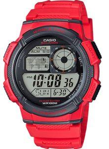 CASIO Mod. WORLD TIME ILLUMINATOR - 5 Alarms, 10 Year battery