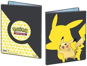 Ultra Pro Pokémon Tauschalbum - Pikachu 2019 - 9-Pocket Portfolio