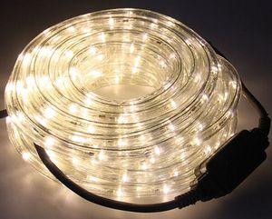 LED Lichtschlauch WARMWEISS - Länge: 12 Meter - Art.-Nr.: 75026