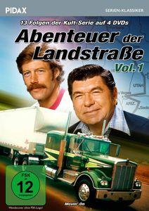 Abenteuer der Landstraße, Vol. 1 4 Discs