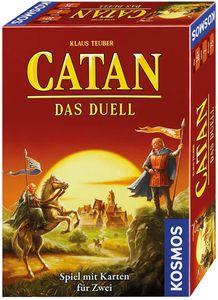 Kosmos 693732 - Catan - Das Duell (Spiel mit Karten für Zwei)