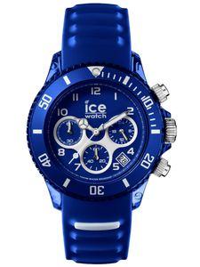 Ice-Watch 012734 ICE aqua marine large Chronograph Uhr Datum blau