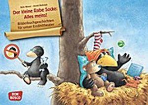 Der kleine Rabe Socke: Alles meins! Kamishibai Bildkartenset.