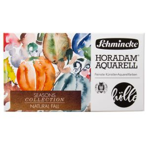 Schmincke Horadam - Natural Fall - Metallkasten Frau Hölle Edition 74 835 097
