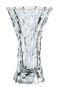 Nachtmann Vorteilsset 4 x  1 Glas/Stck Vase 271/59/24cm Sphere  95638 und Gratis 1 x Trinitae Körperpflegeprodukt