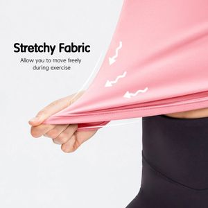 Frauen Sport T-Shirt O-Ausschnitt Kurzarm Stretchy Breathable Mositure-Wicking Running Yoga Fitness Sportswear