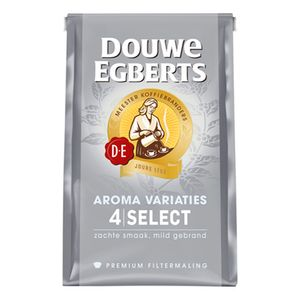 Douwe Egberts - Select (4) Ground coffee - 250g
