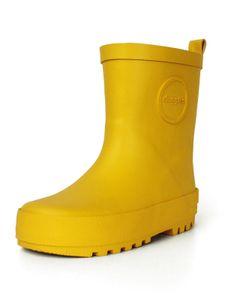 druppies® Regenstiefel Adventure Stiefel hardgeel Größe