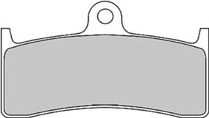 FERODO 588-036 sinter racing brake pad FDB 2036 XRAC No homologation. Not for u