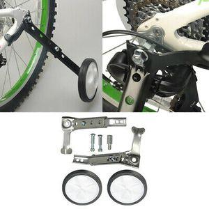 2-er/set Ausbildung Räder für kinder Fahrrad stabilisator für 16/18/20/22/24 zoll Bike Fahrräder