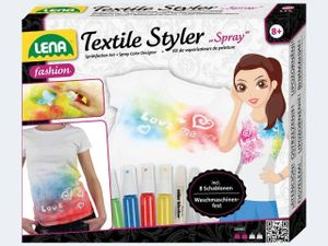 Simm Marketing GmbH Textile Styler Spray 0 0 STK