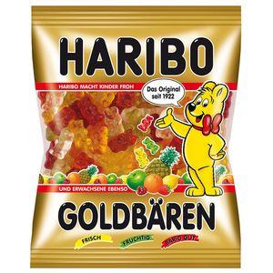 Haribo Goldbären der Klassiker in 6 leckeren Geschmacksrichtungen 200g