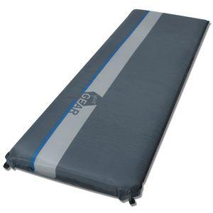 yourGEAR ISO 1000 selbstaufblasbare Isomatte 200x63x10 cm wasserdichte Thermo-Matte Luftmatratze Luftbett