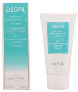 Jeanne Piaubert Deopil Deodorant Cream Crem 50Ml
