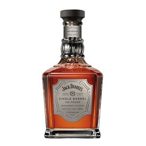 Jack Daniels Single Barrel 100 Proof 70 cl