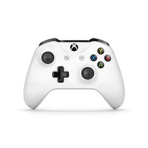 Microsoft Xbox One S Wireless Controller White, Farbe:Weiß