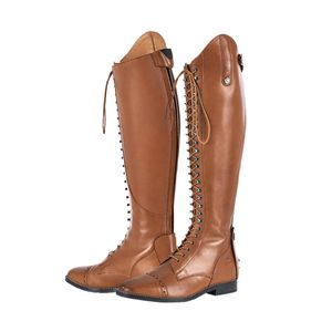 Busse Reitstiefel LAVAL 39 NW cognac