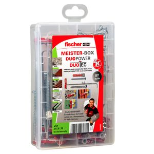 fischer MEISTER-BOX DUOPOWER-DUOTEC