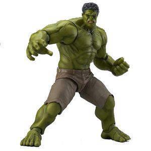 Avengers Hulk Gelenke figur Spielzeug 17cm