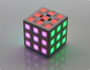 LED-Zauberwürfel Spielzeug Farbe - weiss