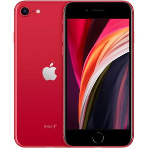 Apple Iphone Se 128gb Red One Size