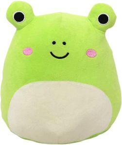 Frosch Kuscheltier , Frog Plushie Kawaii Kuscheltier Kawaii Kissen Plushie Kissen Fetter Frosch , Geschenke für Kinder