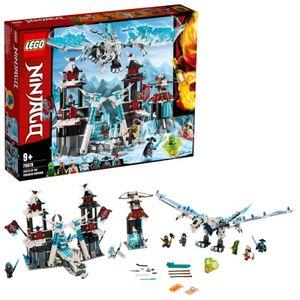LEGO® Ninjago Festung im ewigen Eis