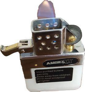 1x Gas-Einsatz Reibrad normale Flamme passend für Zippo und andere