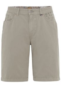camel active Herren Bermuda (Short) 5 Pocket, Regular Fit, 498200 5U75 31, khaki Hellbraun 36