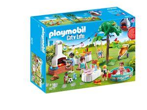 PLAYMOBIL City Life 9272 Einweihungsparty
